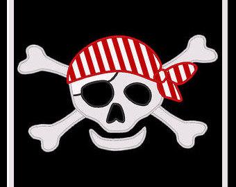 Ssckull clipart pirate skull Free Art Art Pirate