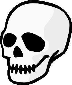 Drawn ssckull simple Download Clipart Skull Skull Clipart