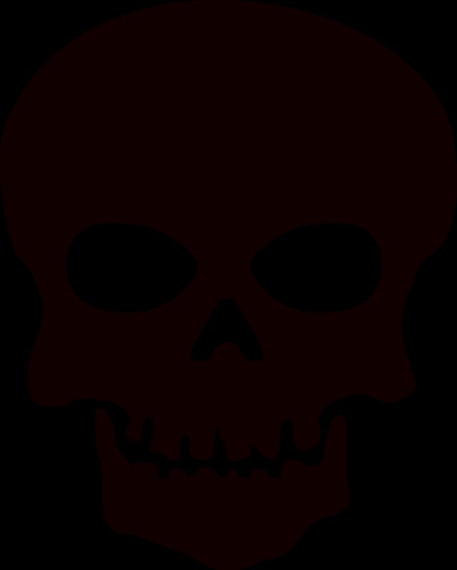 Sleleton clipart skeleton face Clip Art Clip Clipart Free