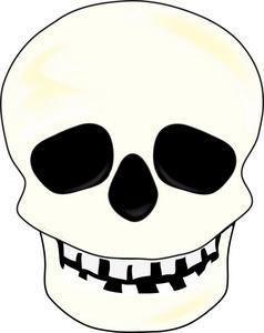 Sleleton clipart happy Skull Clipart Clip Art Skull