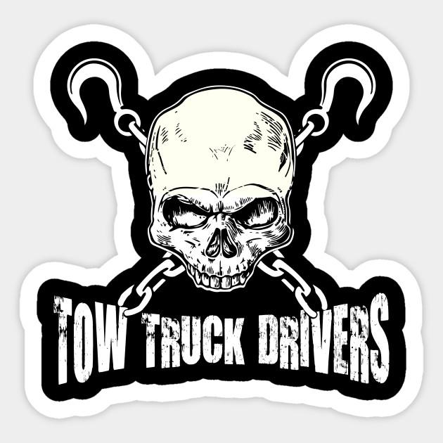 Tow TeePublic Skull Drivers Drivers