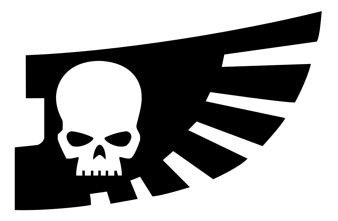 Warhammer clipart warhammer 40k Symbol a interested I of