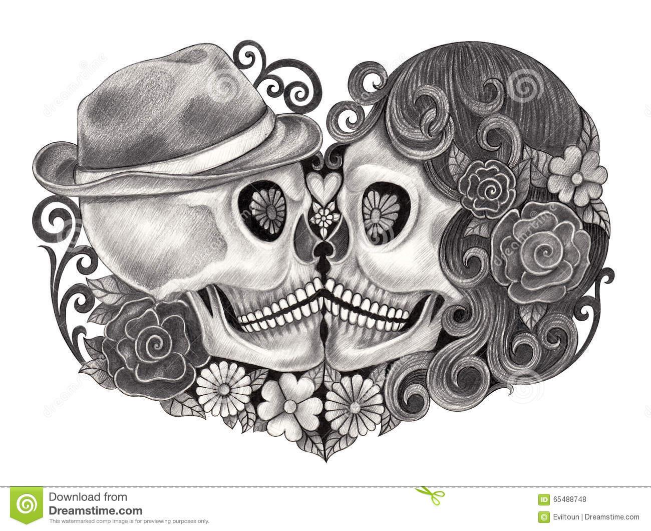 Ssckull clipart wedding Skull skull clipart clipart Love