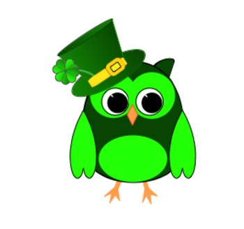St. Patrick's Day clipart #12