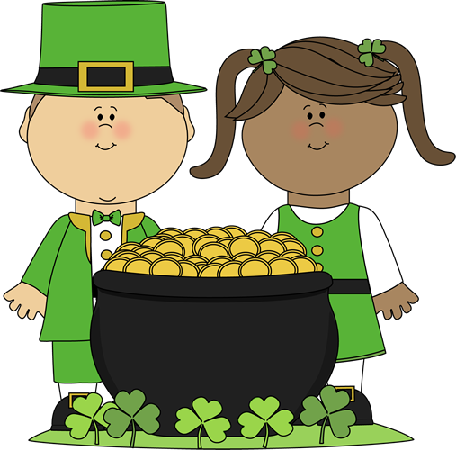 St. Patrick's Day clipart #2