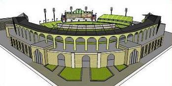 Stadium clipart Parks Tags: baseball Free stadiums