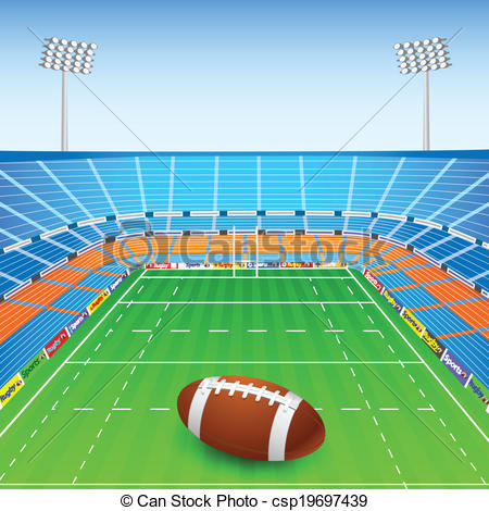 Stands clipart football Stadium Stadium cliparts Rugby Clipart