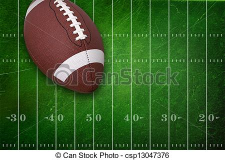Football clipart college football #14