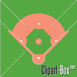 Background clipart baseball field Field Pinterest Baseball field Baseball