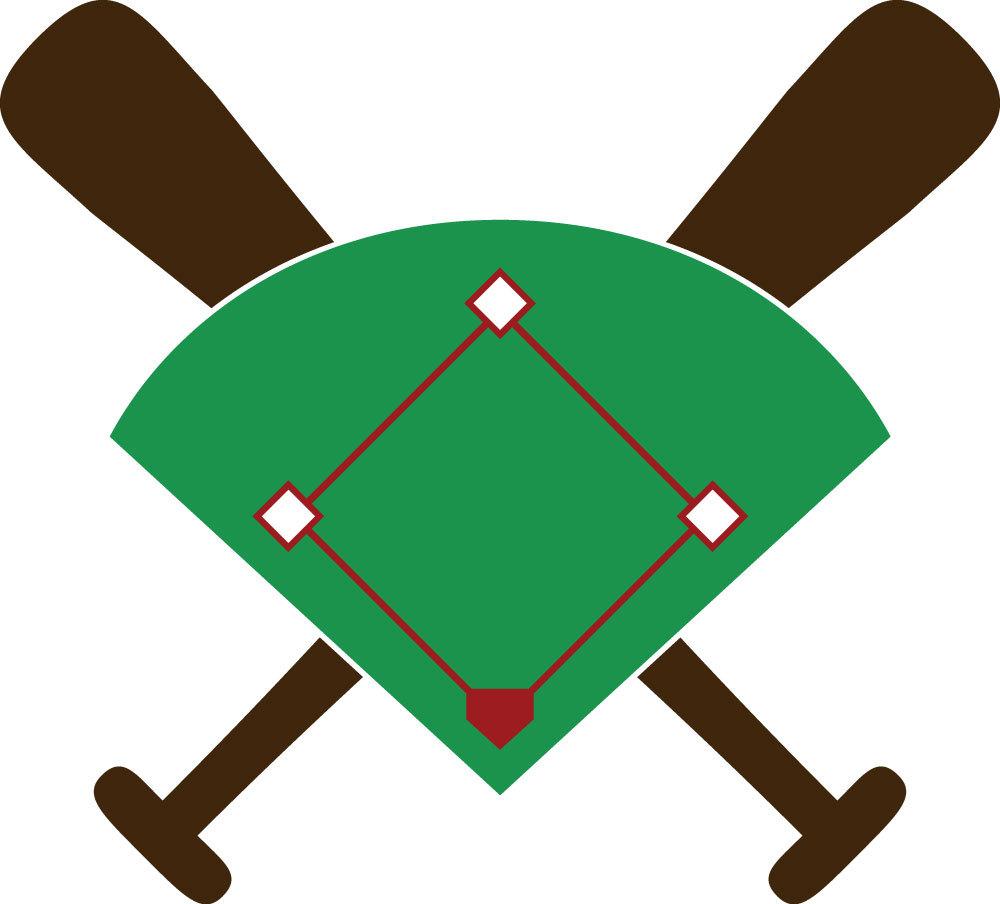 Baseball baseball WikiClipArt field 9