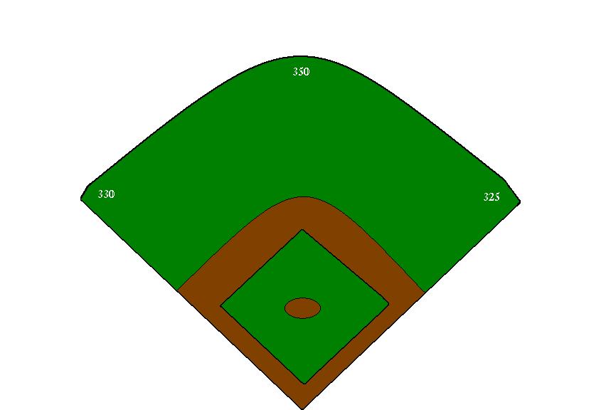 Baseball field stadium WikiClipArt Baseball