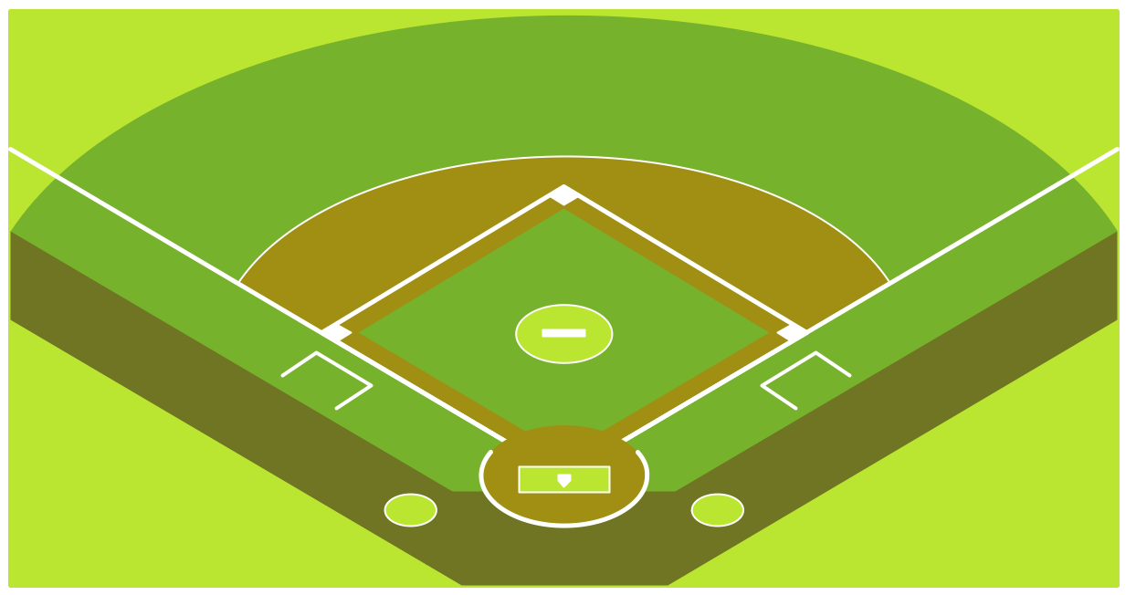 Background clipart baseball field Field WikiClipArt field baseball stadium