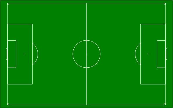 Stadium clipart football ground #1