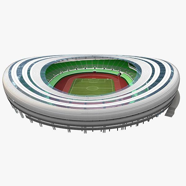 Stadium clipart football ground #10