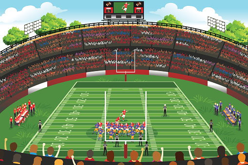 Stadium clipart football stadium ~ Clipart Football Stadium Cliparts