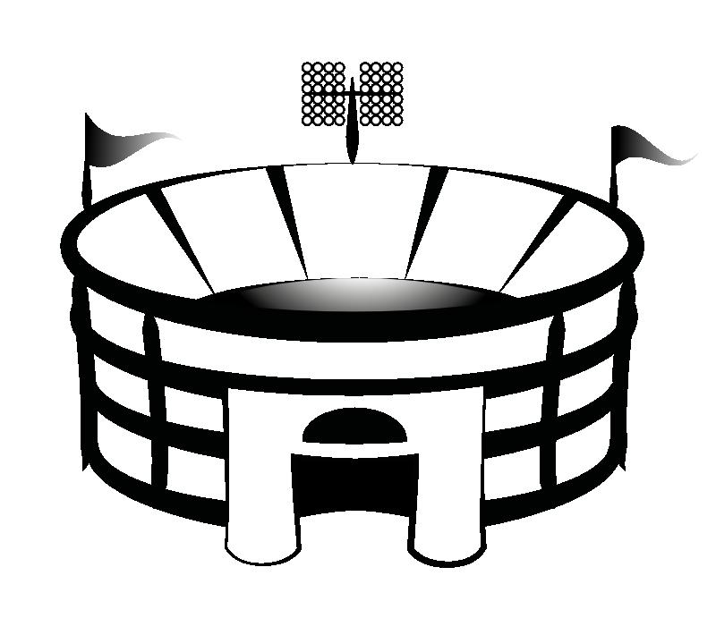 Stadium clipart football stadium #15