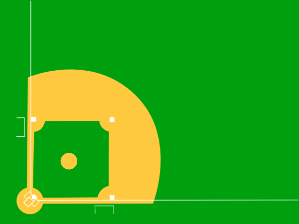 Diamond clipart softball diamond Clip online Download Art Free