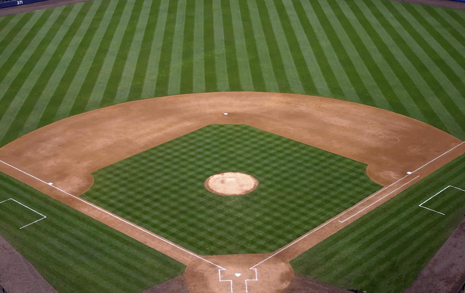 Diamond clipart softball diamond Art keywords Baseball baseball diamond