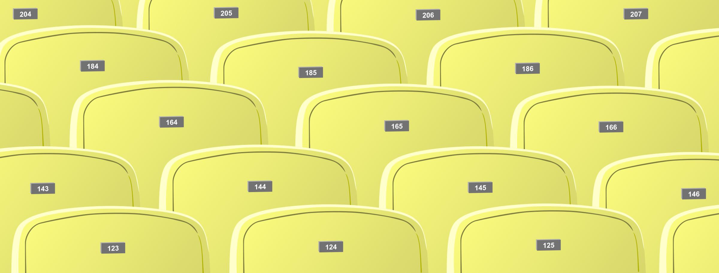 Stadium clipart stadium seat Clipart Stadium Seats Stadium Seats