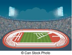 Olympic for Clipart stadium Olympic