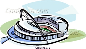 Wembley Soccer Clip Stadiums New