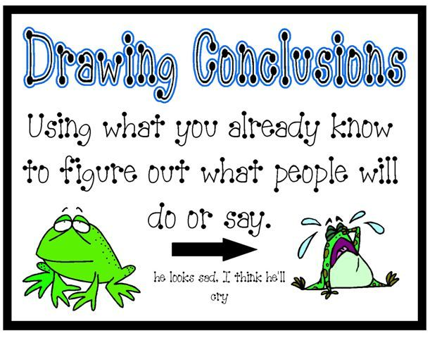 Staff clipart conclusion Conclusions/Making on ideas Pin more