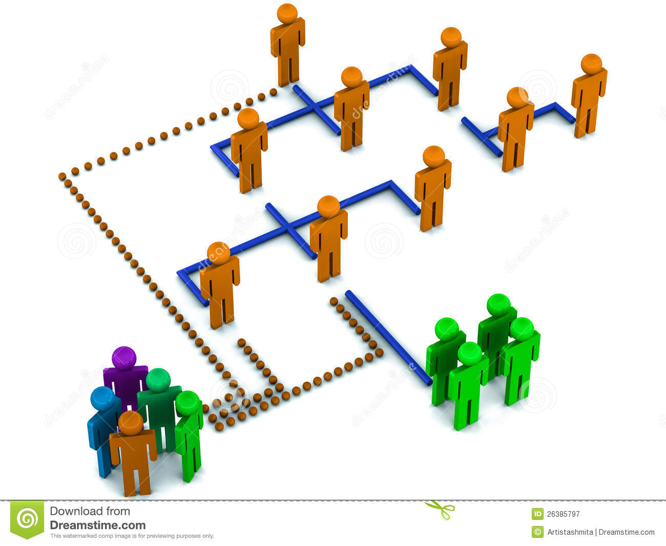 Staff clipart corporate team Clipart Art Images Structure Clipart