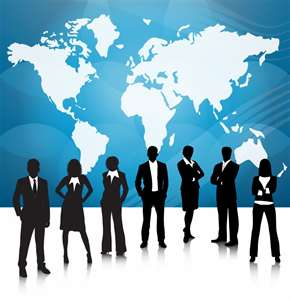 Staff clipart corporate team Corporate Travel