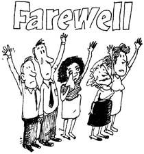 Staff clipart farewell Canoeing Queensland EO ‹ Hills