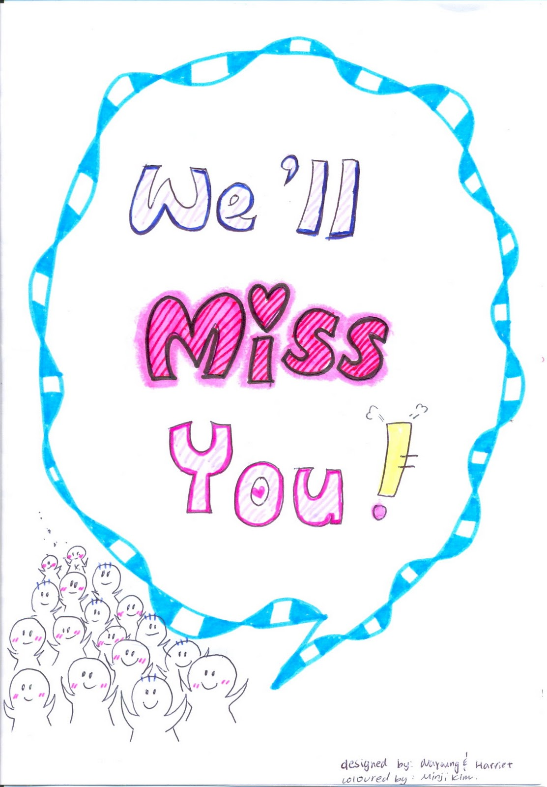 Staff clipart farewell Cliparts Leaving Goodbye Zone Funny