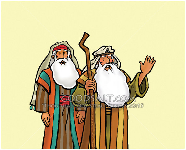 Staff clipart moses Moses Clip – Pharaoh and