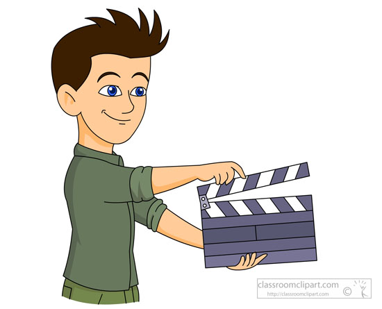 Crayon clipart student With Clip Kb Theatre Art