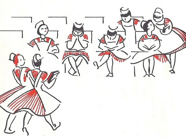 Staff clipart nursing staff Download Clip Nurse Art education