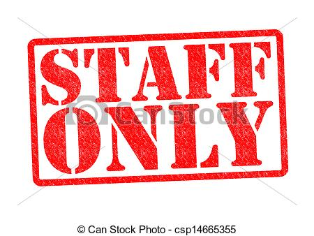 Staff clipart only  ONLY csp14665355 background STAFF