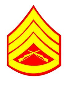 Staff clipart overview Staff Sergeant Sergeant Art Download