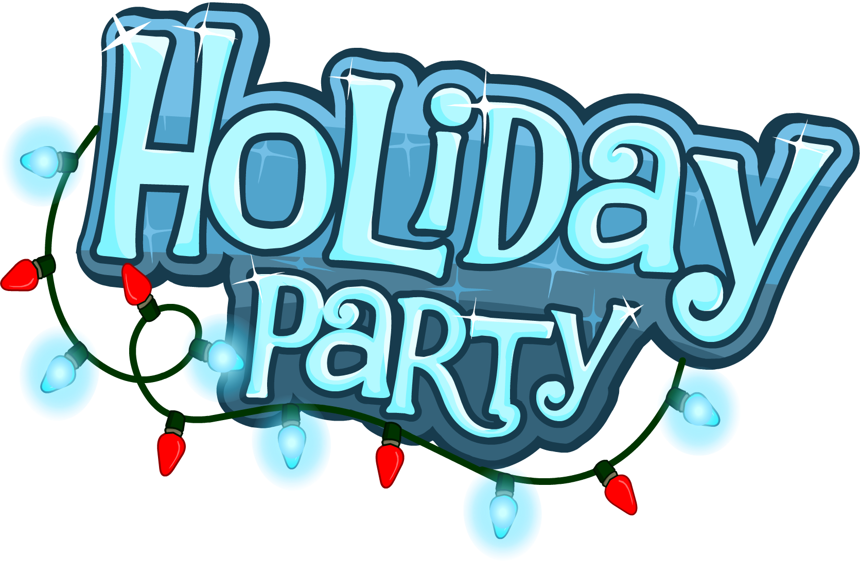 Holydays clipart holiday party  holiday_party_logo Party Martial and