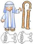 Staff clipart rod Is Shepherd Clipart  pages