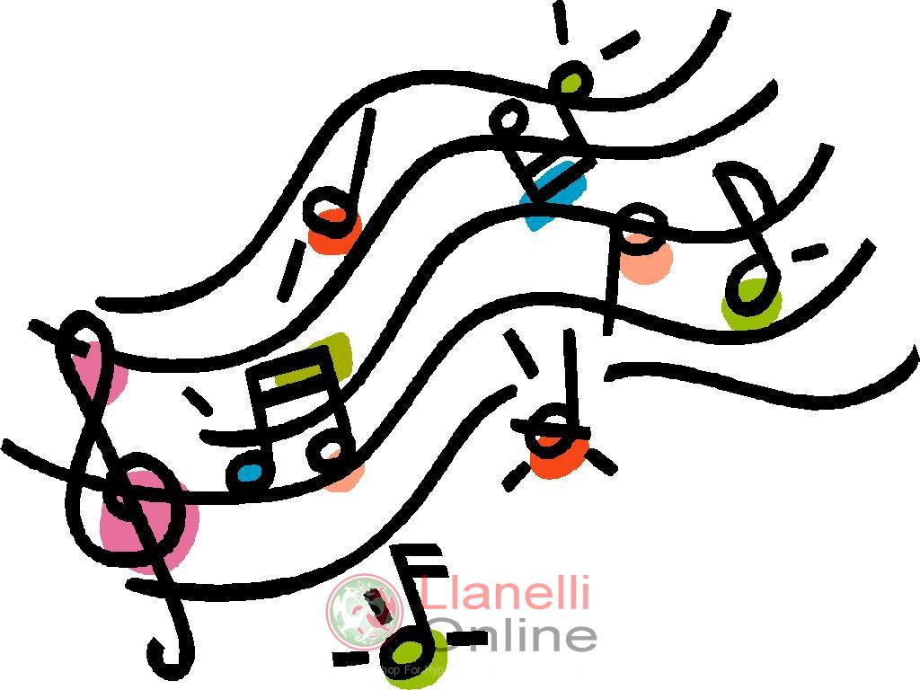 Staff clipart share Music clipart notes on staff