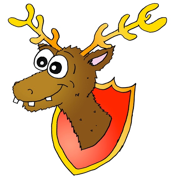 Stag clipart Clipart Stag Clipart Doodleblob Free