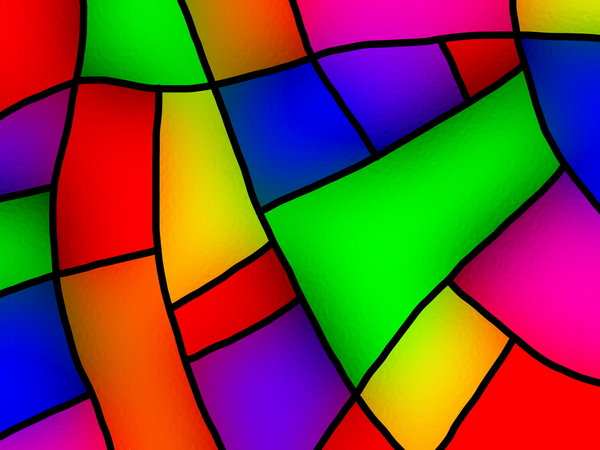 Stained Glass clipart background Digitally Rgbstock Stained  Free