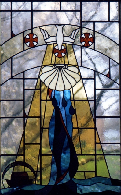 Stained Glass clipart body blood Baptism Window COR Stained Glass