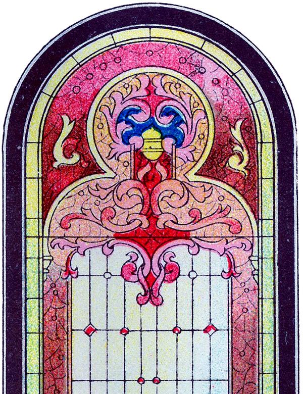Window clipart church windows Clip Beautiful Art! Glass Window