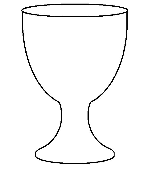 Stained Glass clipart communion cup Art Symbols Patterns about Chalice