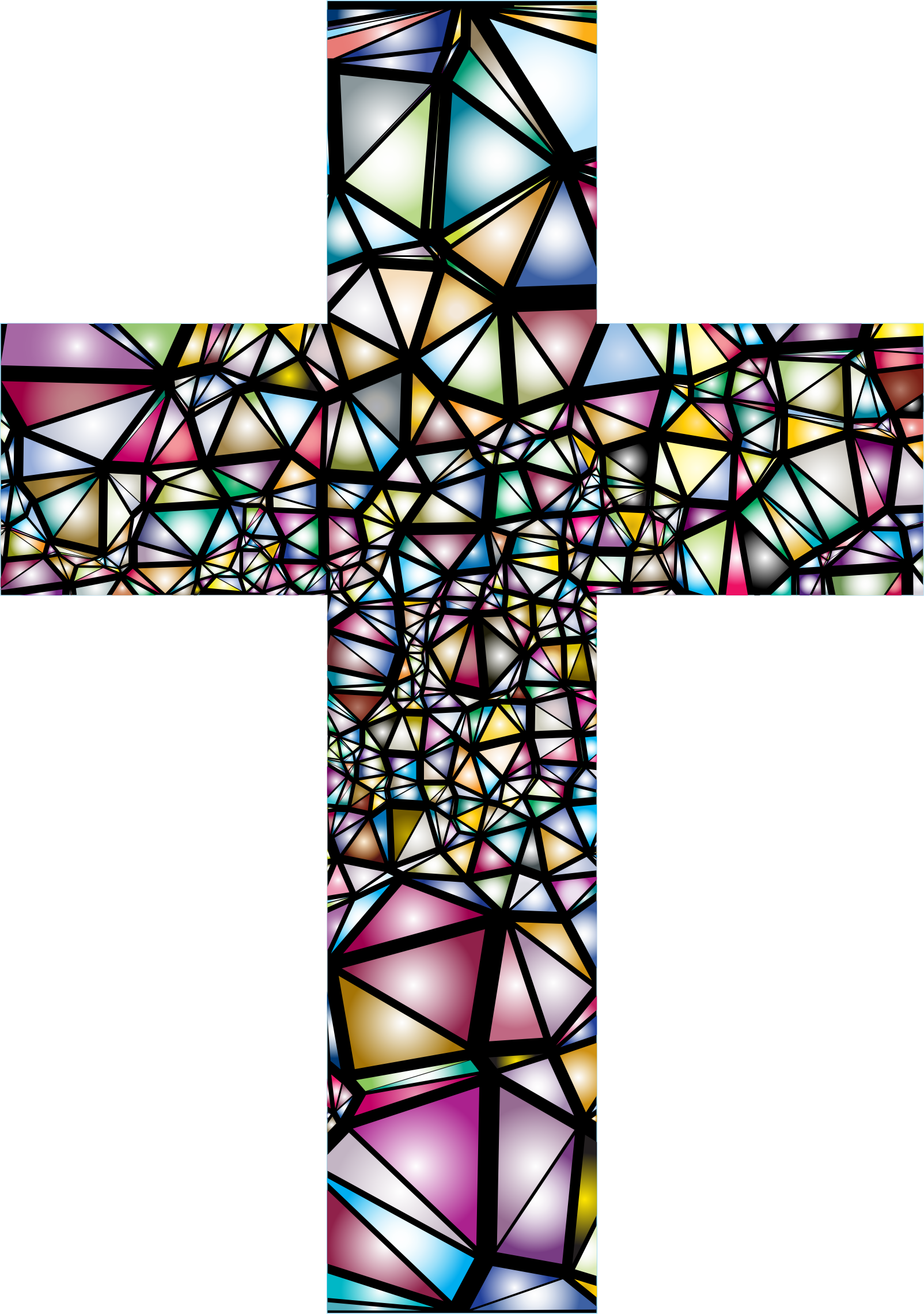 Stained Glass clipart cross Glass 2 Stained 2 Cross
