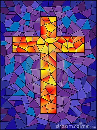 Stained Glass clipart cross Clipart Window Clipart Church Free