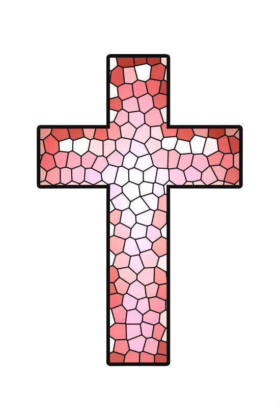 Stained Glass clipart cross Cross Art squidoodle's Art Clip