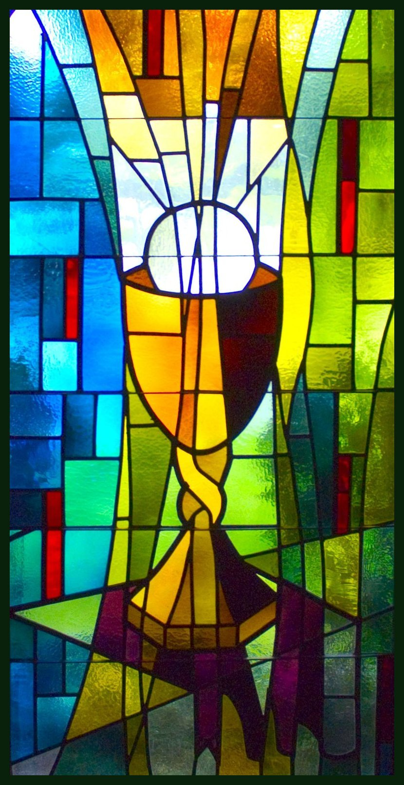 Stained Glass clipart first communion Presbyterian Boerne Presbyterian more and