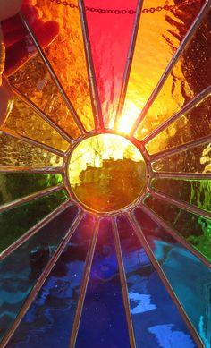 Stained Glass clipart sunburst #15