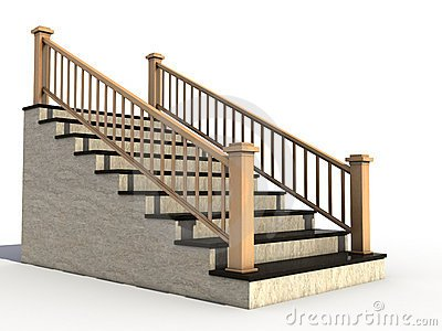 Stairs clipart Clipart Custom Clipart Design Staircase