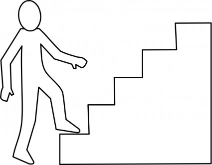 Stairs clipart Download Staircase / Staircase Art
